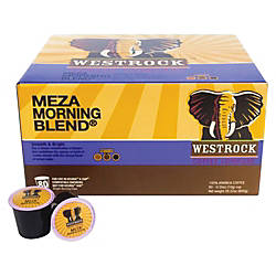 Westrock Meza Morning Blend Medium Roast