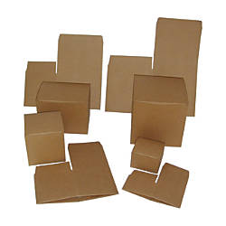 OfficeMax Kraft Boxes 6 x 4