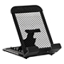 """Rolodex® Mobile Device Stand For Most Tablets, Smartphones And E-Readers, 5""""H x 3 3/8""""W x 1 1/2""""D, Black"""