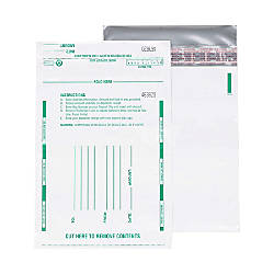 Quality Park Night Deposit Bags 10