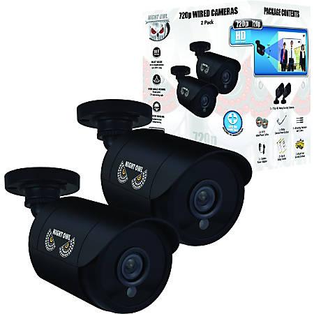 Night Owl CM-HDA7B-BU 1 Megapixel Surveillance Camera - 2 Pack - Color