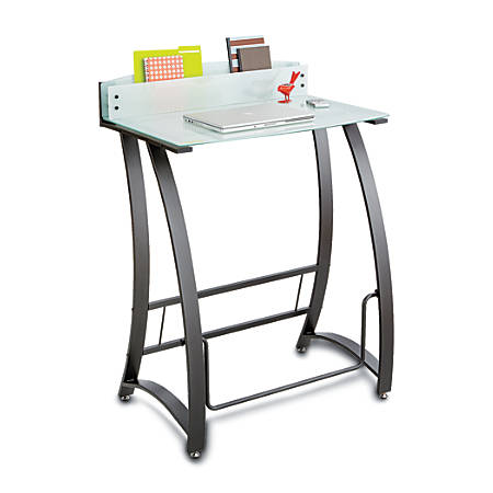 Safco® Xpressions™ Stand-Up Desk, Black