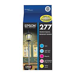 Epson Claria T277920 CyanLight CyanLight MagentaMagentaYellow