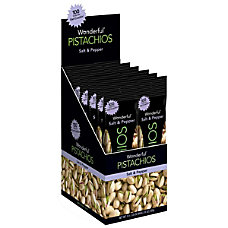Wonderful Pistachios Salt And Pepper 125