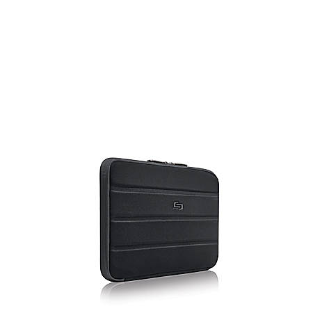 """Solo Bond Universal Tablet Sleeve For Tablets Up To 10.2"""", Black"""