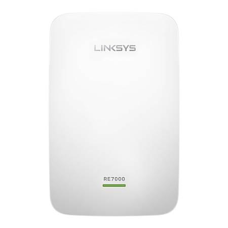 Linksys Max-Stream™ AC1900 MU-MIMO Range Extender, RE7000