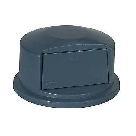 Rubbermaid® Brute® Dome Lid For 32-Gallon Container, Gray