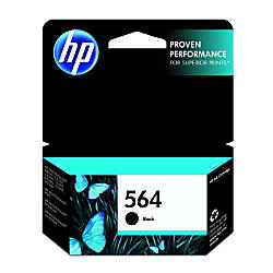 HP 564 Black Original Ink Cartridge