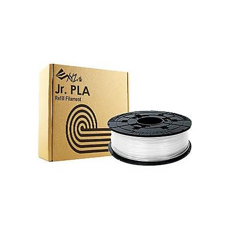 XYZprinting da Vinci Jr. PLA Filament - Clear Green 600G