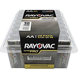Rayovac Rayovac Ultra Pro Alka AA48