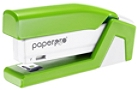 "PaperPro inJOY Compact Stapler - 20 Sheets Capacity - 105 Staple Capacity - Half Strip - 1/4"" Staple Size - Green"