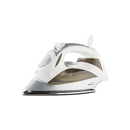 Brentwood (MPI-90W) Steam Iron With Auto Shut-OFF (White)