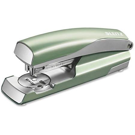 """Swingline NeXXt Series Style Desktop Stapler - 40 Sheets Capacity - Full Strip - 5/16"""" Staple Size - Green"""