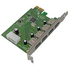 VisionTek USB 30 PCIE Expansion Card