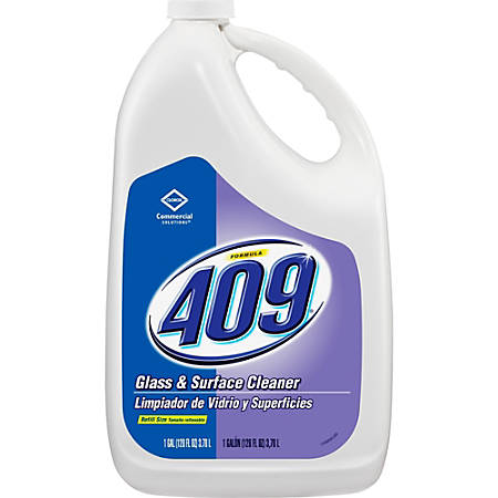 Formula 409 Glass and Surface Cleaner - Spray - 1gal - 1 Each - Refill
