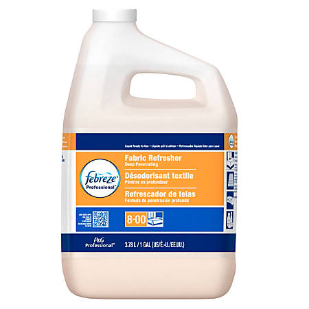Febreze® Fabric Refresher & Odor Eliminator Refill, Fresh Clean Scent, 1 Gallon