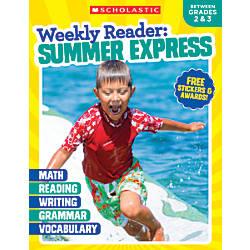 Teacher Resources Weekly Reader Workbook Summer