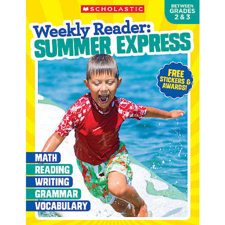 Teacher Resources Weekly Reader Workbook: Summer Express, Grades 2-3