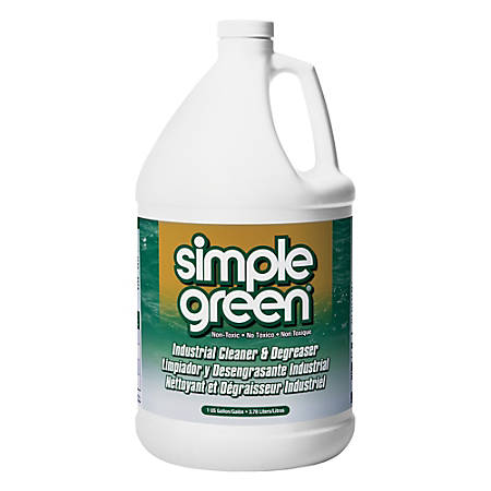 Simple Green® Concentrated All-Purpose Cleaner/Degreaser/Deodorizer, 1 Gallon