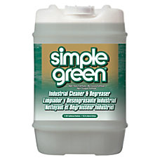 Simple Green Concentrated All Purpose CleanerDegreaserDeodorizer