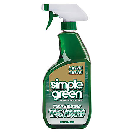 Simple Green® Concentrated All-Purpose Cleaner/Degreaser/Deodorizer, 24 Oz. Spray Bottle