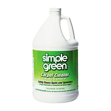 Simple Green® Nontoxic Carpet Cleaner, 1 Gallon