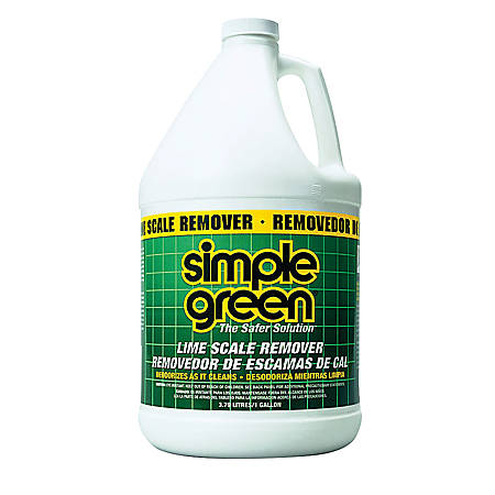 Simple Green® Lime Scale Remover, 1 Gallon
