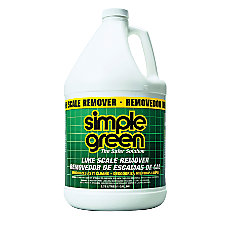 Simple Green Lime Scale Remover 1
