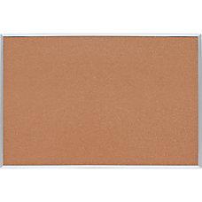 Sparco Basic Aluminum Frame Cork Board