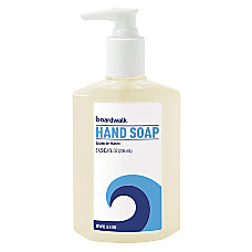 Boardwalk Liquid Hand Soap Floral Scent