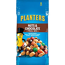 Planters NutChocolate Trail Mix Chocolate Nutty