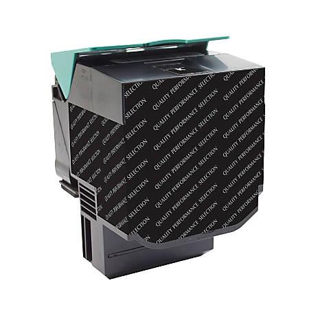 Clover Imaging Group 200695 (Lexmark™ C540H2KG / C540H1KG) High-Yield Remanufactured Black Toner Cartridge