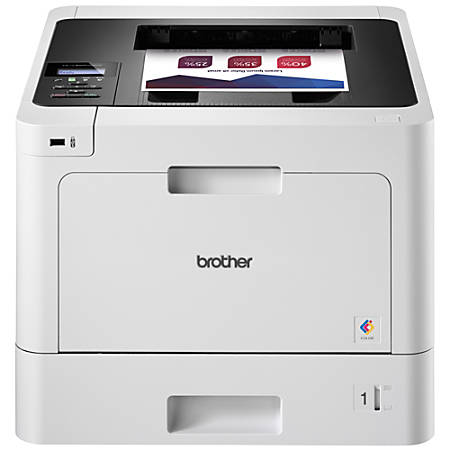 Brother Business Wireless Color Laser Printer, HL-L8260CDW