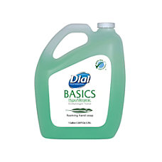 Dial Basics Foaming Hand Soap With