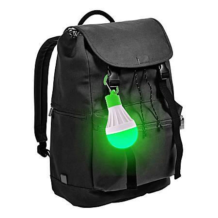 "4ID Power Orbz LED Bulb, 6 1/4""H x 3""W x 1""D, Green"