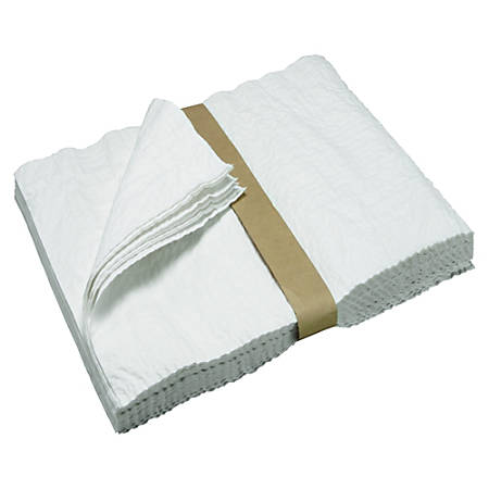 "SKILCRAFT® Total Wipes II Cleaning Towel, 18"" x 13"", White, Box of 1,000 (AbilityOne 7920-00-823-9772)"