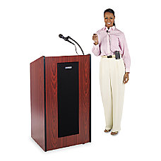 AmpliVox SW450 Wireless Presidential Plus Lectern