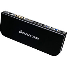 IOGEAR USB 30 Universal Docking Station