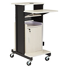 Oklahoma Sound Premium Plus Presentation Cart