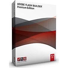 Adobe Flash Builder 47 Premium WinMac