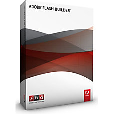 Adobe Flash Builder 47 Standard WinMac