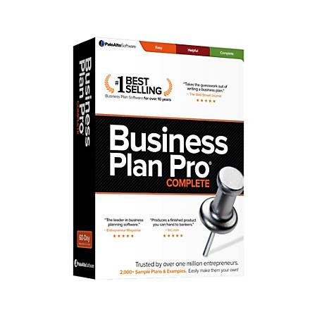 Business plan pro downloader utility