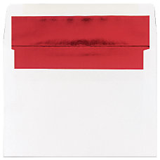 Great Papers Foil Lined Envelopes A7