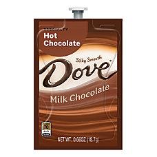 Dove Hot Chocolate Freshpacks Box Of