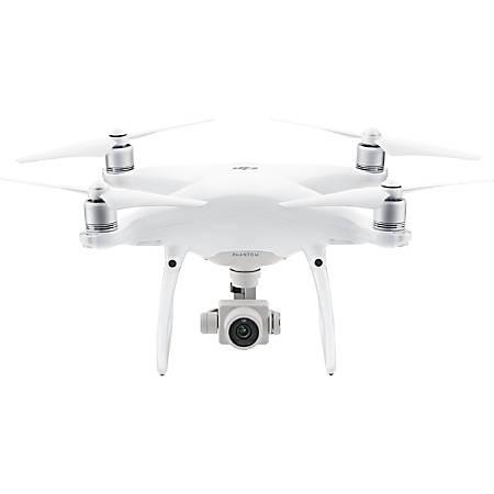 DJI Phantom 4 Advanced Quadcopter With 4K Camera, White, CP.PT.000689