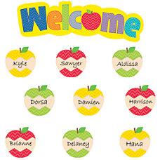 Creative Teaching Press HexaFun Welcome Apples