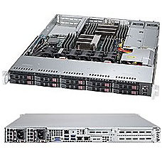 Supermicro SuperServer 1028R WTR Barebone System