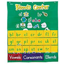Learning Resources Blends Center Pocket Chart