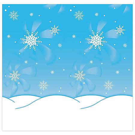 "Pacon® Fadeless® Designs Bulletin Board Paper, 48"" x 50', Winter Time"