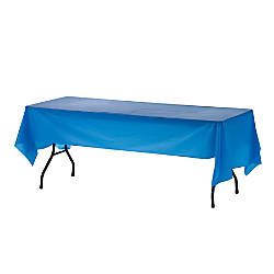 Beautiful Fitted Disposable Tablecloths